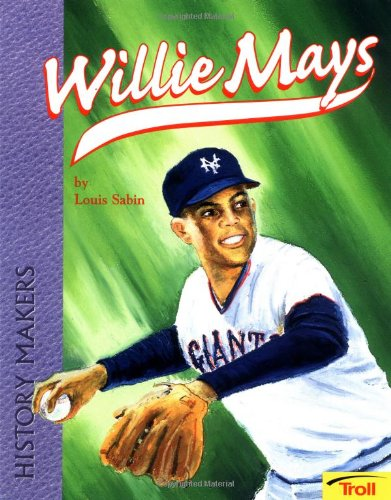 9780816717767: Willie Mays - Pbk (History Makers)