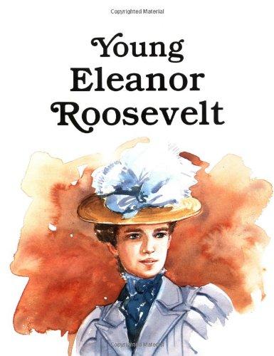 9780816717804: Young Eleanor Roosevelt - Pbk