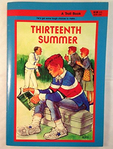 Thirteenth Summer: Roos, Stephen