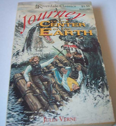 Journey To Center Of Earth (Troll Illustrated: Jules Verne