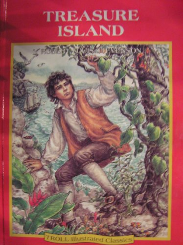 9780816718771: Treasure Island (Troll Illustrated Classics)