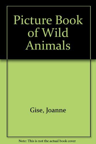 9780816719082: Picture Book of Wild Animals