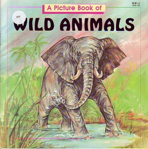 9780816719099: A Picture Book of Wild Animals