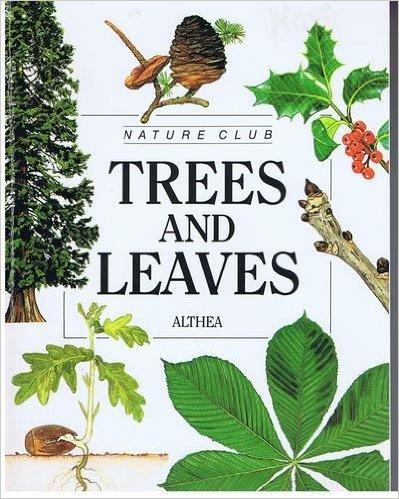 9780816719686: Trees & Leaves - Pbk (Nature Club)