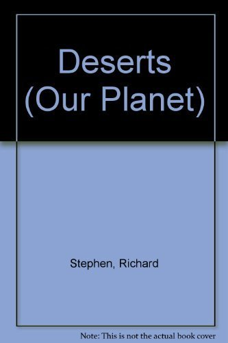 9780816719709: Deserts (Our Planet)