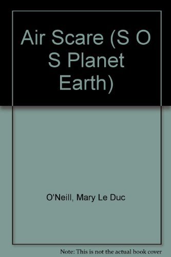 9780816720828: Air Scare (S O S PLANET EARTH)