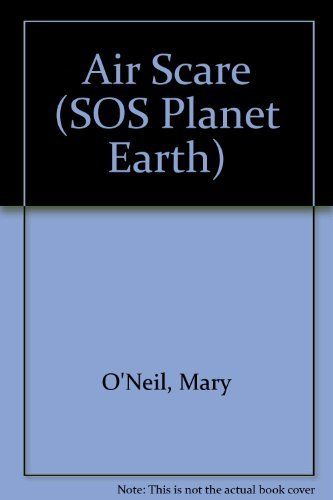 9780816720835: Air Scare (S O S PLANET EARTH)