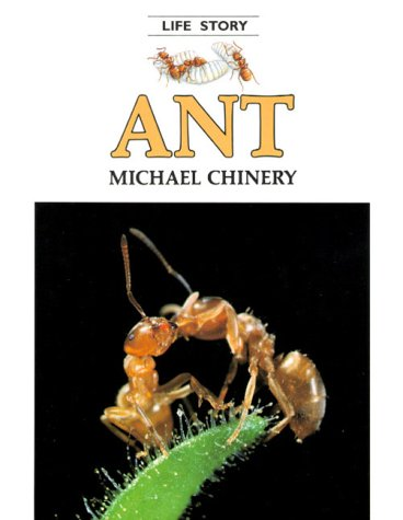 9780816720996: Ant - Pbk (Life Story)