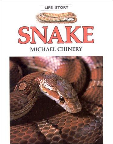9780816721078: Snake (Life Story)