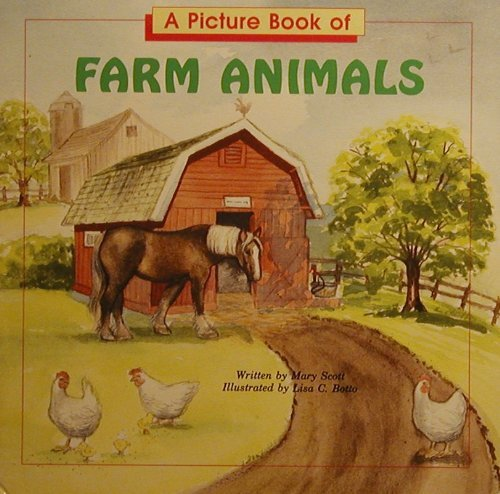 9780816721511: A Picture Book of Farm Animals (A Picture Book of Series)