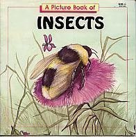 A Picture Book of Insects (A Picture: Joanne Mattern; Illustrator-Janice
