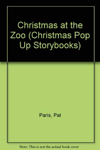 Christmas at the Zoo (Christmas Pop Up Storybooks)