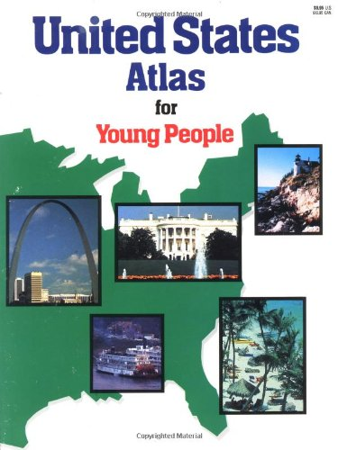 9780816721962: U.S. Atlas For Young People - Pbk (Troll Reference Library)