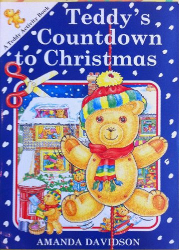 Teddy's Countdown to Christmas: Amanda Davidson