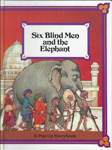 9780816721993: Six Blind Men and the Elephant (Troll Pop-Up Fables Series)