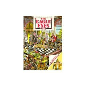 9780816722020: For Eagle Eyes Only (Super Sleuth Puzzles Series)