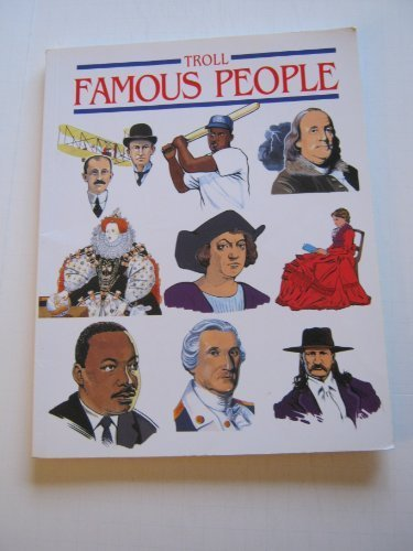 9780816722396: Famous People (Troll Treasury of Reading Series)