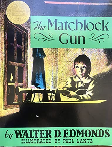9780816723676: The Matchlock Gun