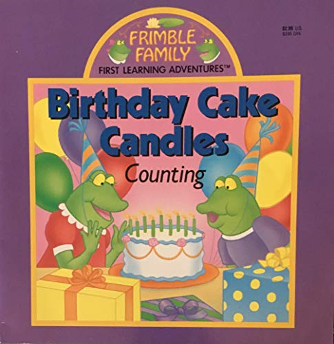 9780816724970: Birthday Cake Candles: Counting (Frimble Family Adventure)