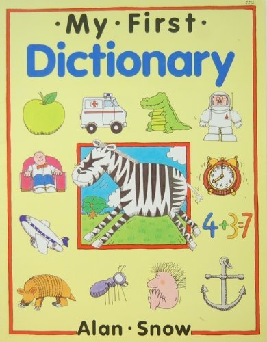 9780816725168: My First Dictionary