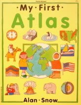 9780816725182: My First Atlas