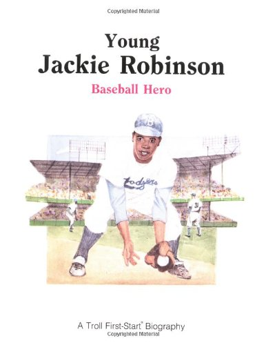 9780816725373: Young Jackie Robinson - Pbk (First-Start Biographies)