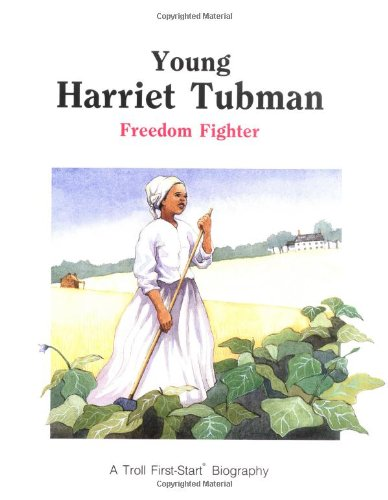 9780816725397: Young Harriet Tubman - Pbk (First-Start Biographies)