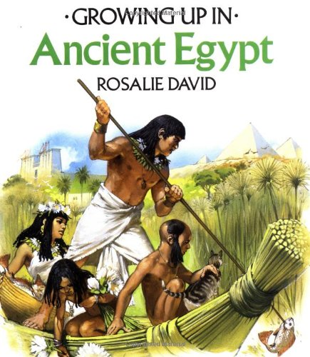 Growing Up In Ancient Egypt: Rosalie David