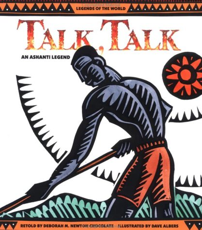 9780816728183: Talk, Talk: An Ashanti Legend