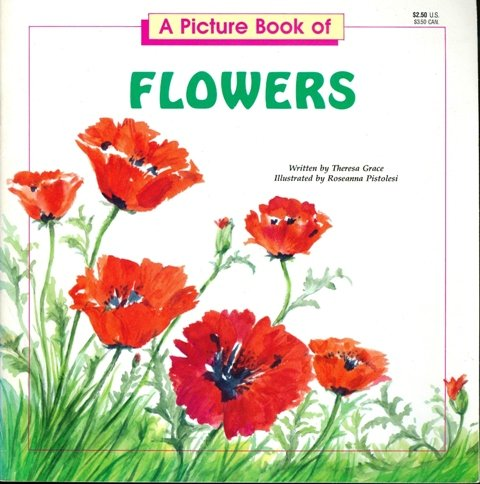 9780816728374: A Picture Book of Flowers (A Picture Book of Series)