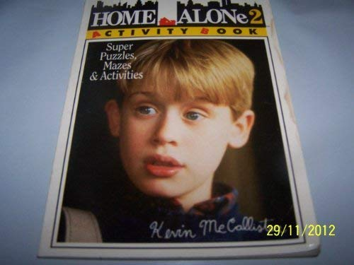 Home Alone 2: Lost in New York/Activity Book