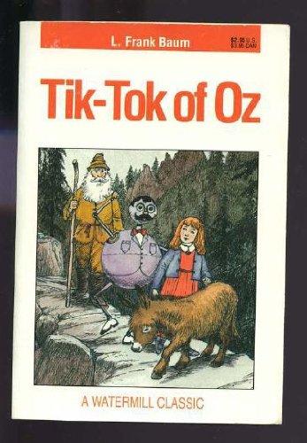 9780816728954: Tik-Tok of Oz (Watermill Classics)