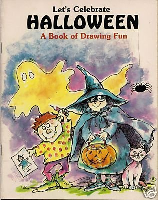 9780816729746: Let's Celebrate Halloween: A Book of Drawing Fun