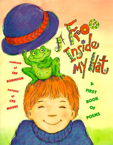 9780816731305: A Frog Inside My Hat: A First Book of Poems