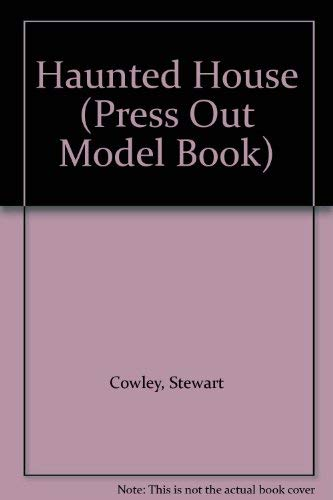 9780816731534: Haunted House (Press Out Model Book)