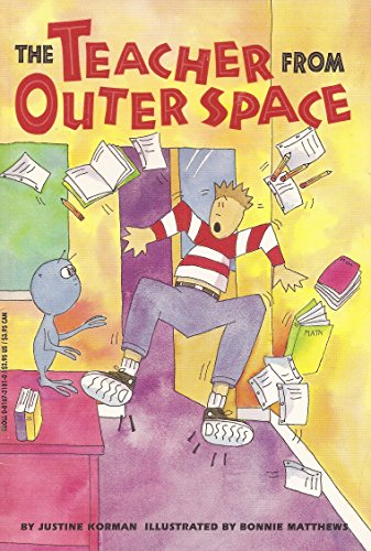 The Teacher from Outer Space: Justine Korman