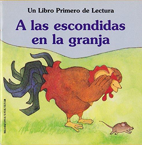9780816731916: A las Escondidas en la Granja (First-Start Easy Readers) (Spanish Edition)