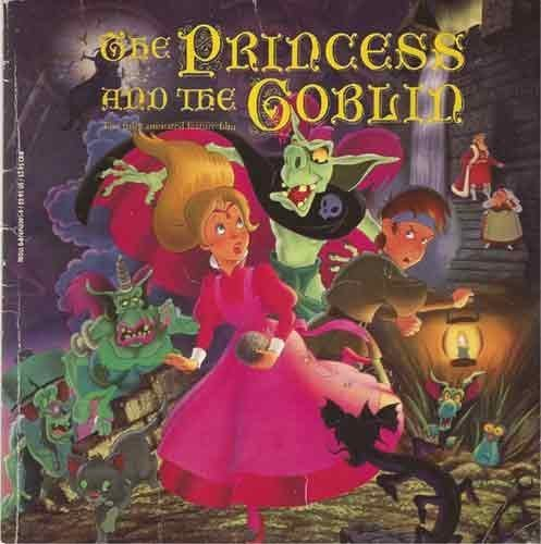 The Princess and the Goblin: Levine, Leslie; Miller,