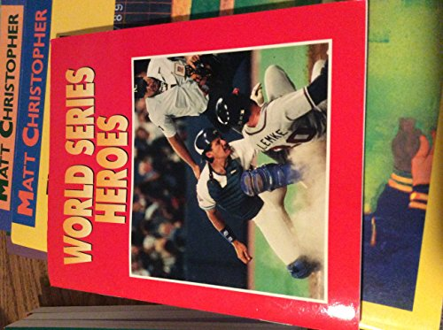 World Series heroes (081673206X) by Bains, Rae