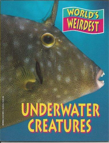 9780816732227: World's Weirdest Underwater Creatures