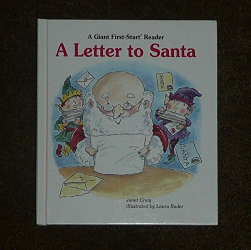 A Letter to Santa (A Giant First-Start: Palazzo-Craig, Janet