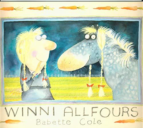 Winni Allfours (9780816733071) by Cole, Babette