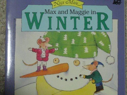 Max and Maggie in Winter (Nice Mice: Craig, Janet, Palazzo-Craig,
