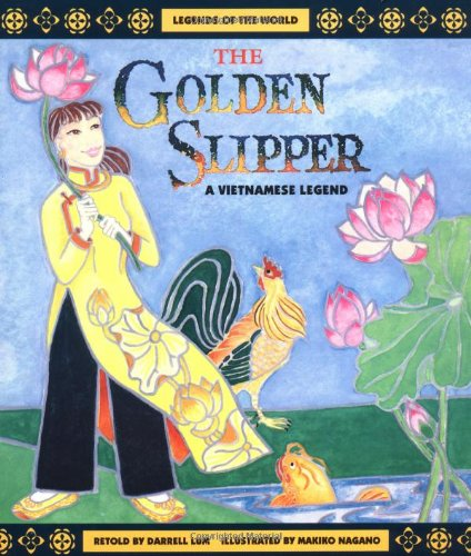 9780816734061: Golden Slipper - Pbk (Legends of the World)