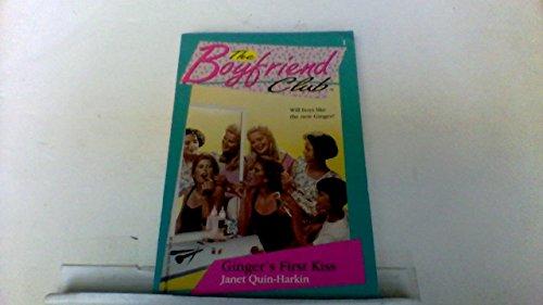9780816734146: Ginger's First Kiss (Boyfriend Club, #1)