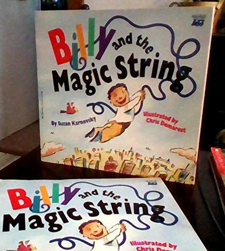 Billy & The Magic String - Pbk: Karnovsky