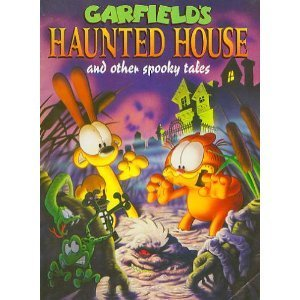 9780816734825: Garfield's Haunted House and Other Spooky Tales