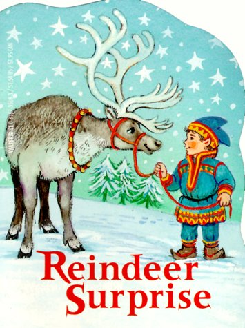 Reindeer Surprise (Mini Shaped Book) (0816735093) by Rita Walsh; Jenny Williams