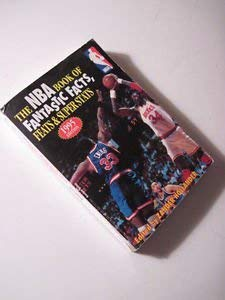 The Nba Book of Fantastic Facts, Feats & Super Stats