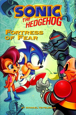 9780816735822: Sonic the Hedgehog: Fortress of Fear